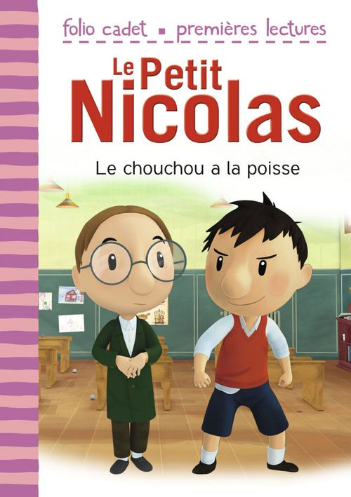 Le petit Nicolas T.9 ; le chouchou a la poisse