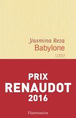 Vente Livre Numérique : Babylone  - Yasmina Reza
