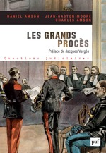 Les grands procès  - Daniel Amson - Amson Daniel / Moore - Jean-Gaston Moore - Charles Amson