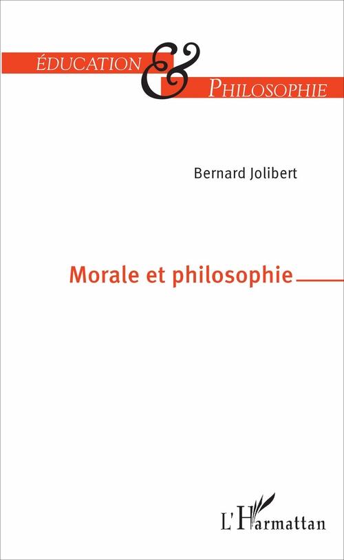 Morale et philosophie