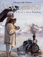 Vente EBooks : India Dreams (Tome 4) - Il n'y a rien à Darjeeling  - Maryse Charles