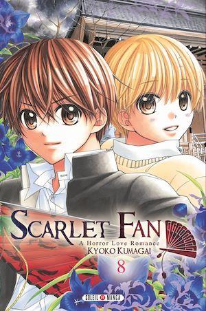 Scarlet fan t.8