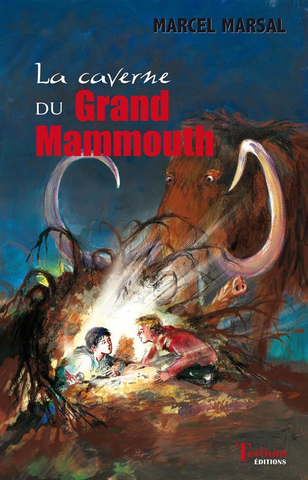 La caverne du grand mammouth
