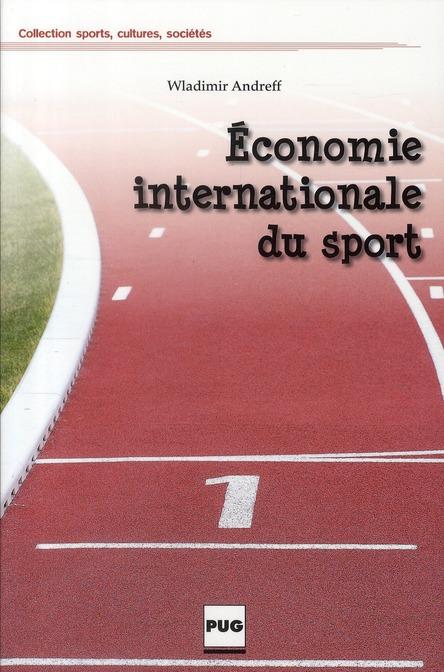 Economie Internationale Du Sport