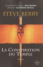 Vente Livre Numérique : La conspiration du temple  - Steve Berry