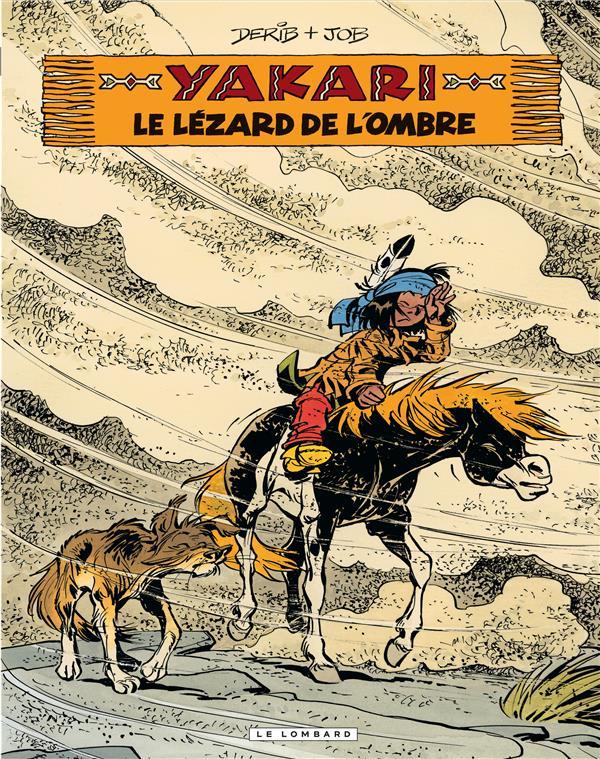 Yakari T.36 ; Le Lezard De L'Ombre