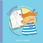 Vente EBooks : Galette enseigne le dessin !  - Lina Rousseau