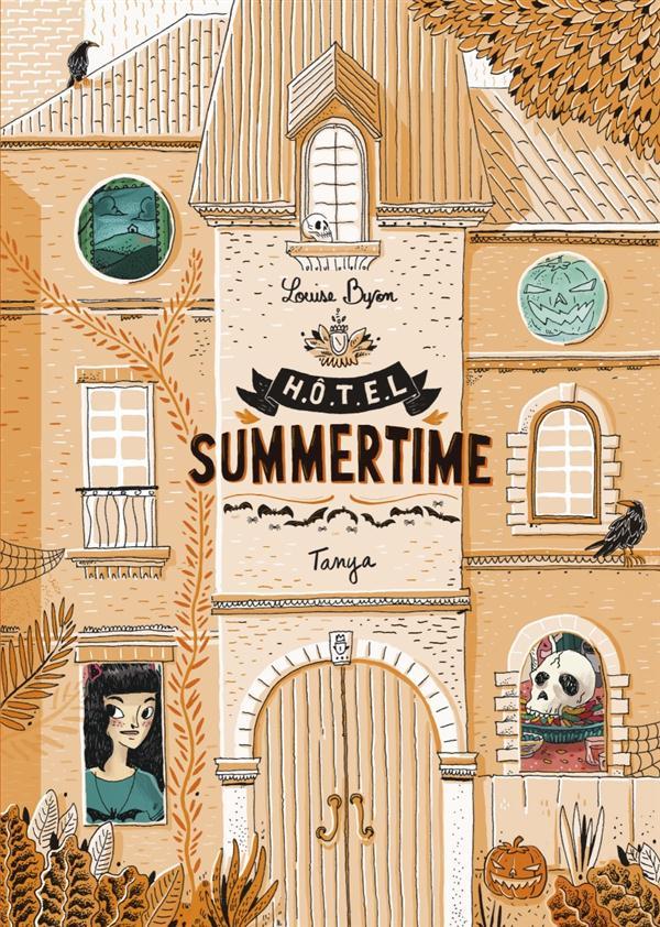 Hotel summertime t.2 ; Tanya