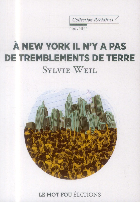 à New York il n'y a pas de tremblement de terre