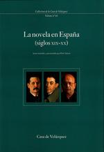 Vente Livre Numérique : La novela en España (siglos XIX-XX)  - Paul Aubert
