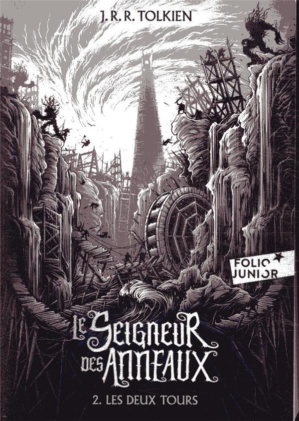 promotion spéciale Los Angeles prix de gros Le seigneur des anneaux T.2 ; les deux tours - J.R.R. Tolkien -  Gallimard-jeunesse - Poche - Paris Librairies