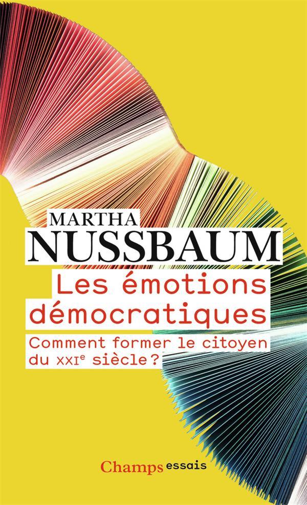 LES EMOTIONS DEMOCRATIQUES - C