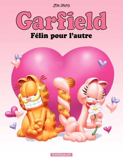 Garfield T.58 ; félin pour l'autre