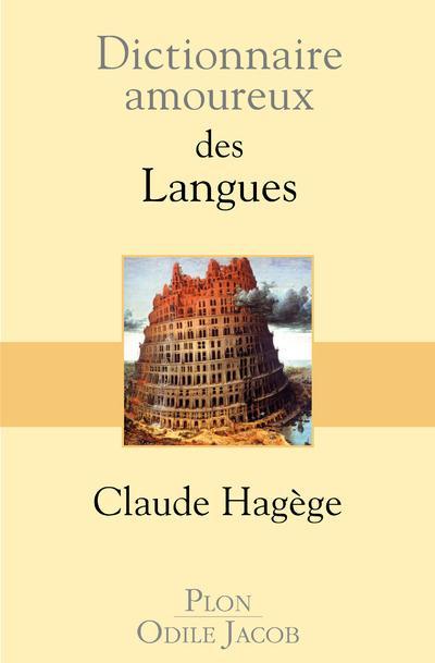 dictionnaire amoureux ; des langues