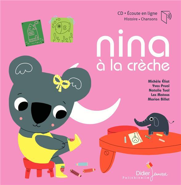 NINA A LA CRECHE
