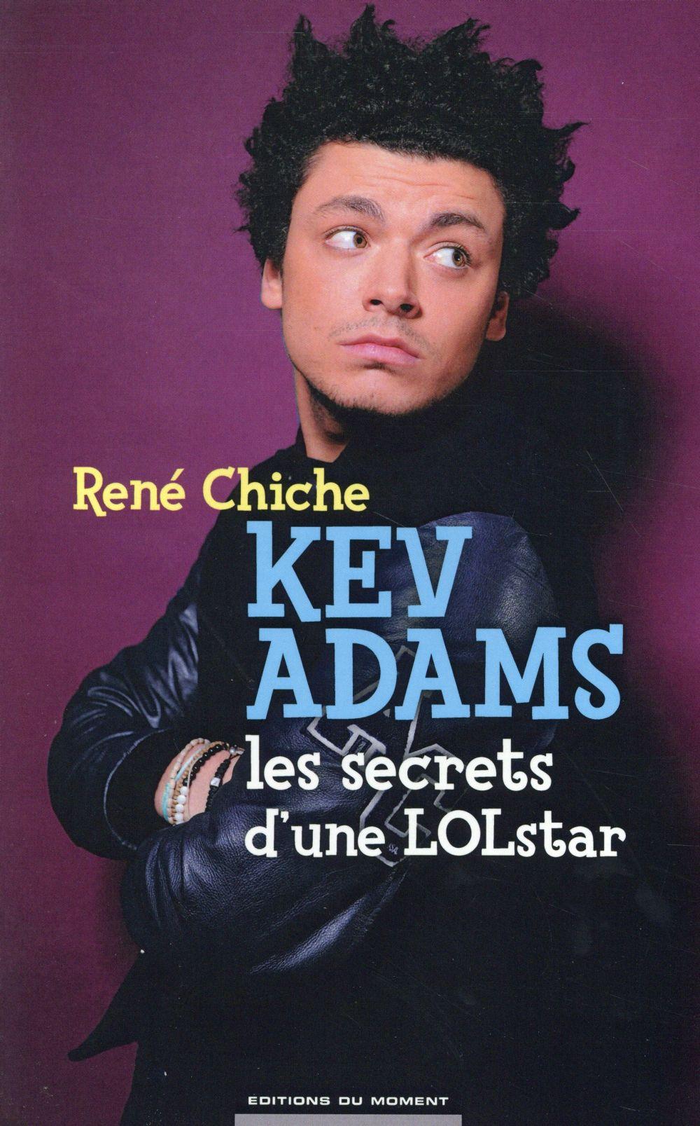 Kev Adams ; les secrets d'une lolstar