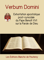 Vente Livre Numérique : Verbum Domini  - Benoît XVI