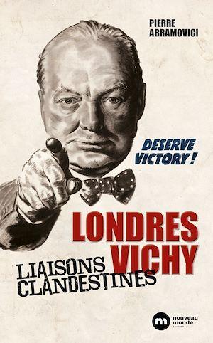 Vente EBooks : Londres-Vichy  - Pierre Abramovici