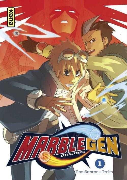 Marblegen - origines T.1