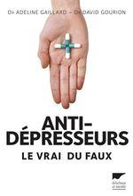 Vente Livre Numérique : Antidépresseurs  - David Gourion - Adeline Gaillard