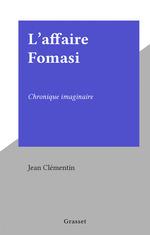 L'affaire Fomasi