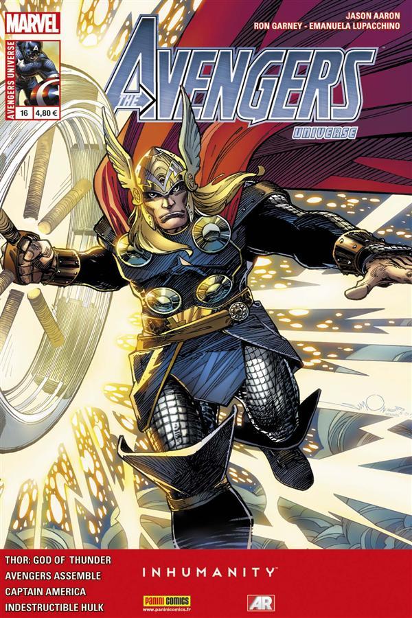 Avengers Universe  016