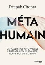 Vente Livre Numérique : Métahumain  - Deepak Chopra