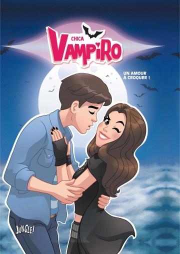 Chica Vampiro T.3 ; un amour à croquer !