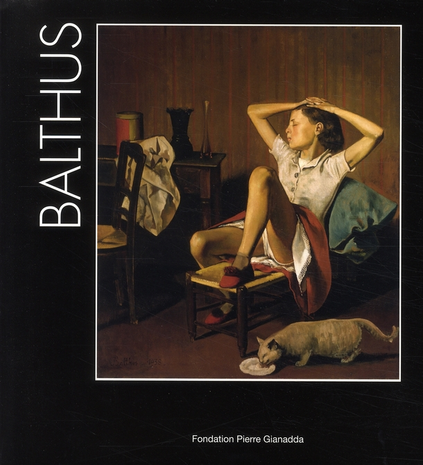Balthus ; 100è anniversaire