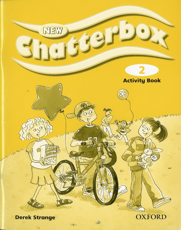 New chatterbox 2: activites