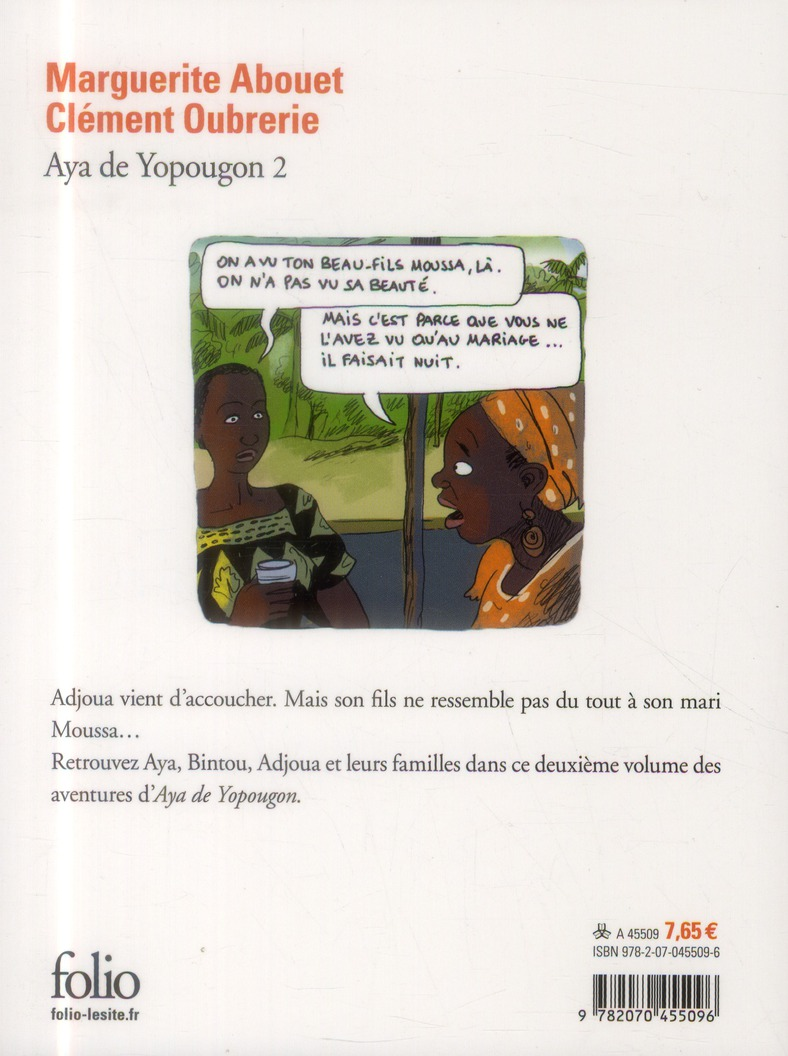 Aya de Yopougon T.2