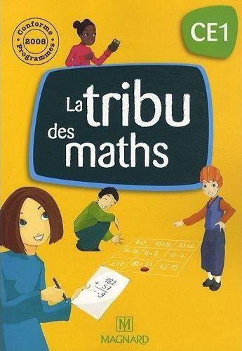Tribu Des Maths Ce1 Fichier De L'Eleve (La)
