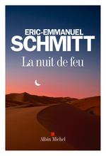 Vente Livre Numérique : La Nuit de feu  - Eric-Emmanuel Schmitt