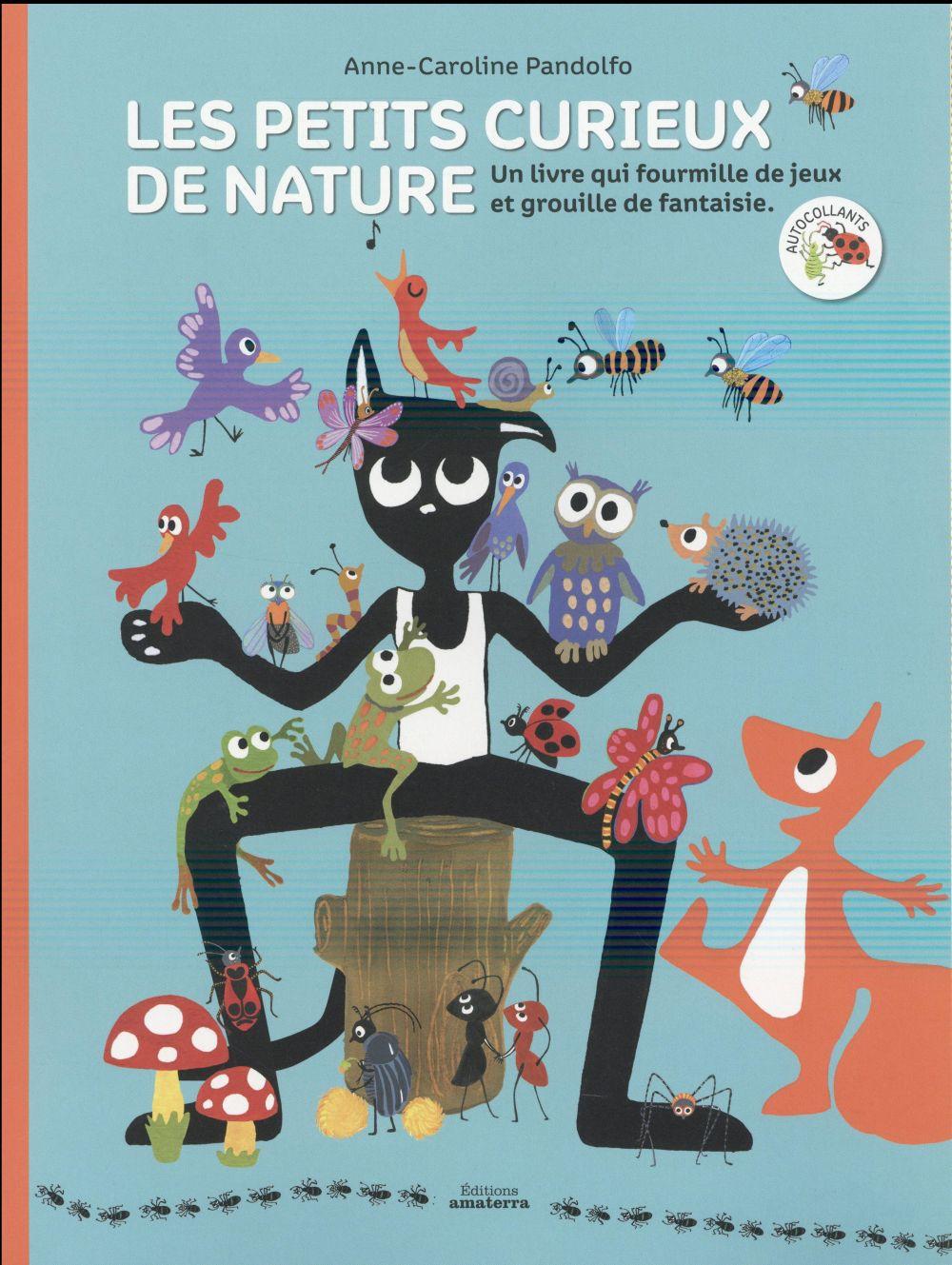 Les petits curieux de nature ; Upsilotte et Pépito