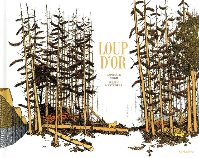 Loup d'or