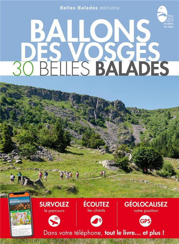 BALADES NATURE ; ballons des Vosges : 30 belles balades