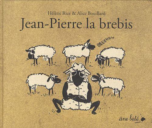 Jean-Pierre la brebis