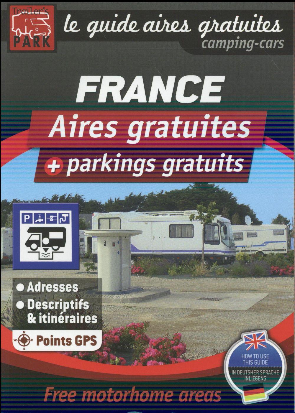 Aires gratuites, France