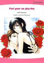 Vente Livre Numérique : Harlequin Comics: Pari pour un play-boy  - Miranda Lee - Hibiki Sakuraya