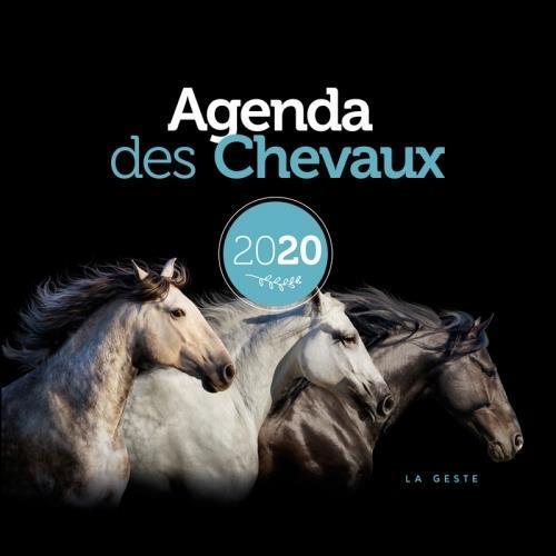 Agenda des chevaux 2020