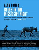 Couverture de Blues in the mississippi night