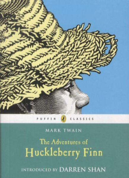 the adventures of huckleberry finn - introduction by shan darren