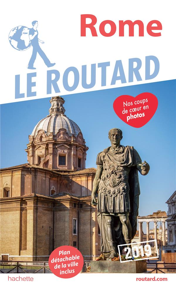 Guide du Routard ; Rome (édition 2019)