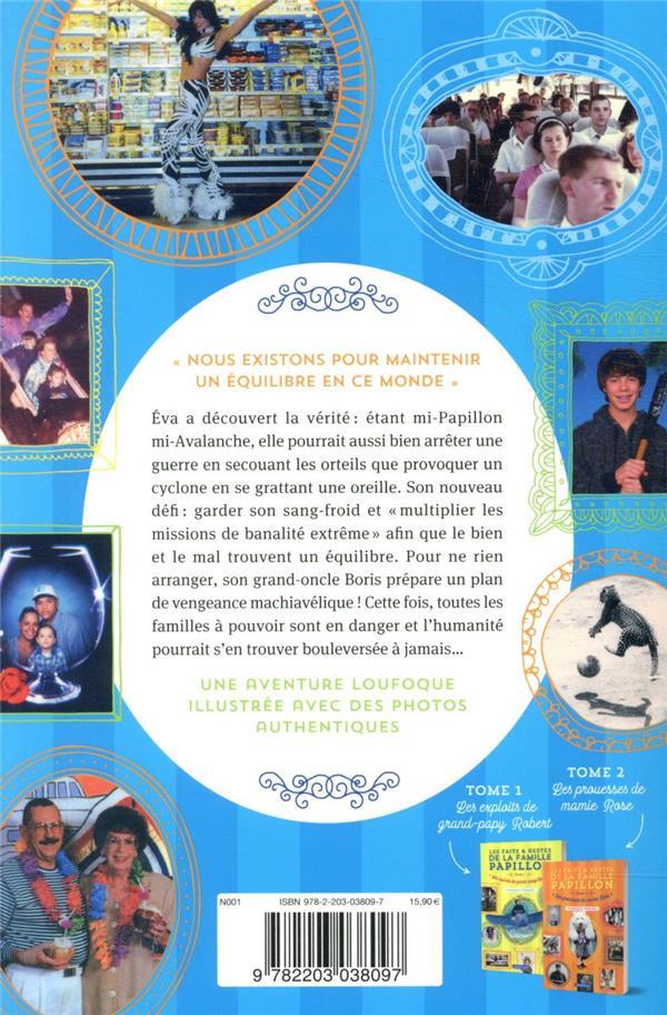 Les faits et gestes de la famille Papillon T.3 ; les succès de Domi