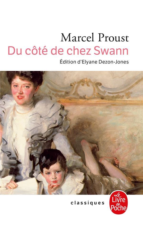 DU COTE DE CHEZ SWANN PROUST-M