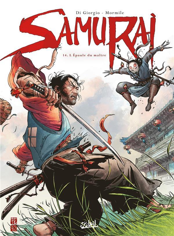 Samurai T.14 ; l'épaule du maître