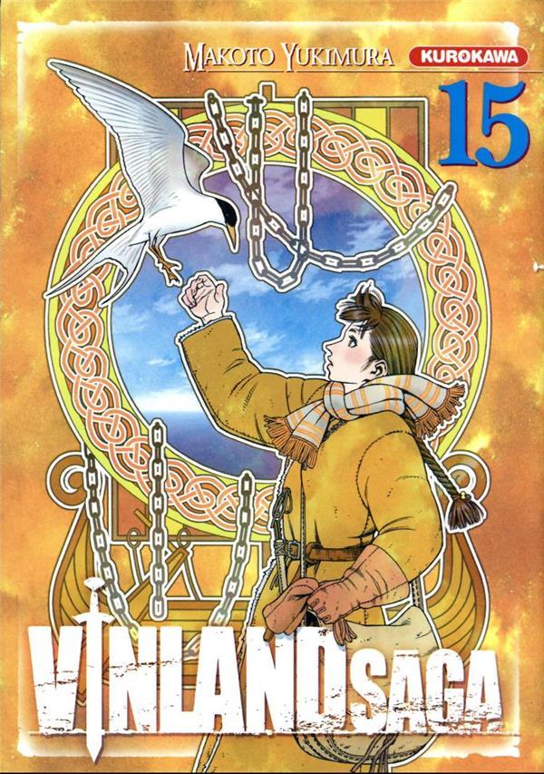 VINLAND SAGA - TOME 15 - VOL15 Yukimura Makoto