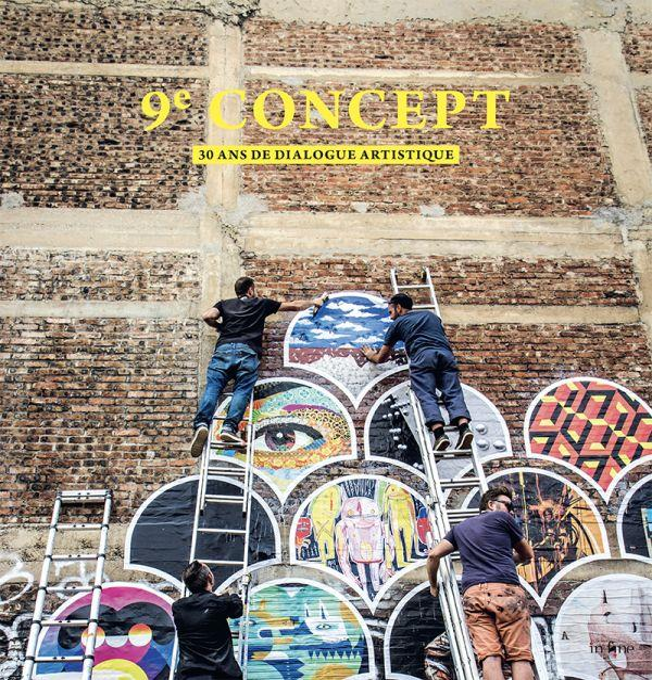 9e concept : 30 ans de dialogue artistique