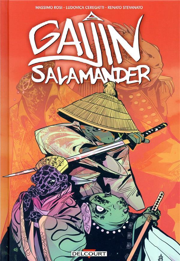 Gaijin Salamander T.1