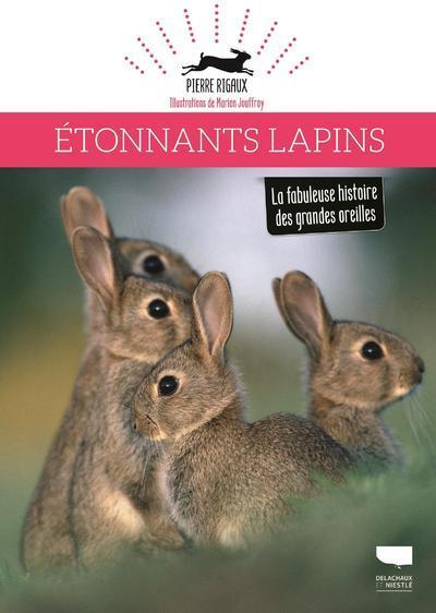 étonnants lapins ; la fabuleuse histoire des grandes oreilles
